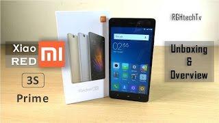 Xiaomi Redmi 3s Prime Unboxing + Set up + Mini Review including Impressions