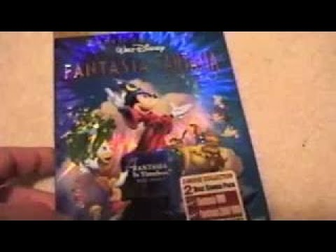 My Disney VHS and DVD Update for January 25, 2011