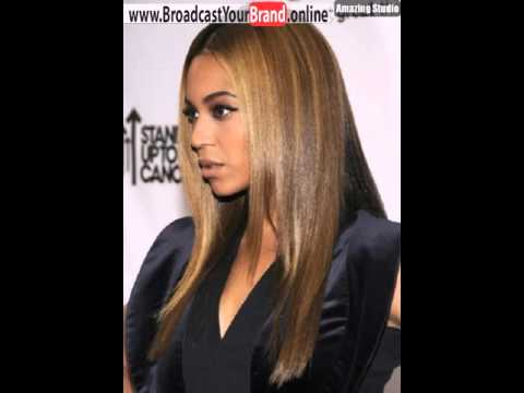 Beyonce African American Poker Straight And Smooth Hairstyle Haircut Images
