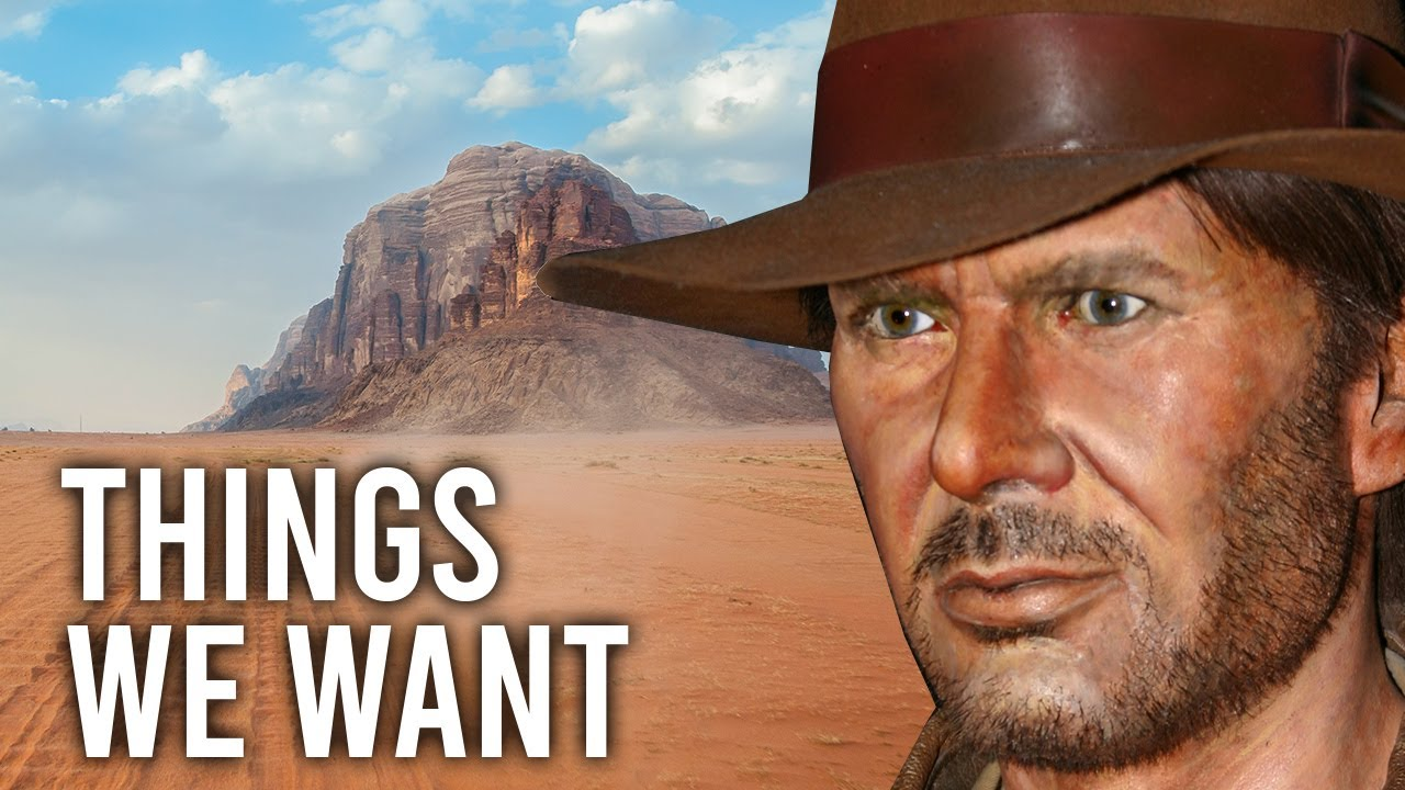 Bethesda's Indiana Jones Game: 5 Things WE WANT