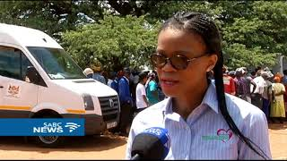 Sedibeng rural women access crucial healthcare tests