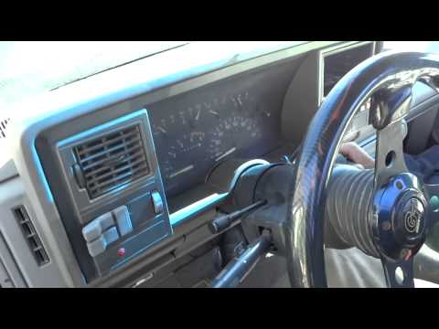 1993 chevy silverado stalling problem HELP PLZ!!!