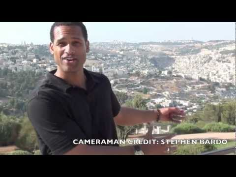 Stephen Howard's Israel Trip Video Travel Blog: Day 2