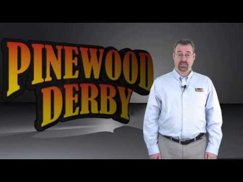 Getting Started With Pinewood Derby