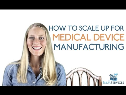 5 Tips: How to Scale Up for Medical Device Manufacturing