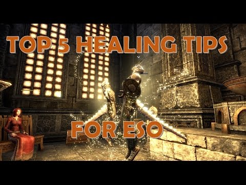 Top 5 Tips to Healing in ESO