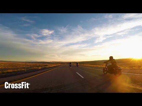 2015 CrossFit Moto Tour, presented by Triumph