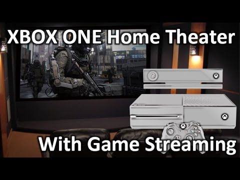 How to Set Up a Budget Xbox One Home Theater System with Game Streaming