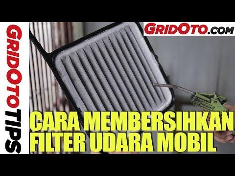 Cara Membersihkan Filter Udara Mobil   How To   Gridoto Tips