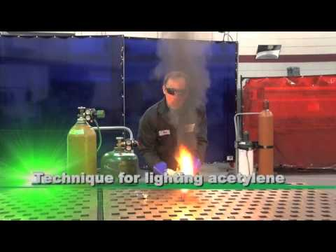 Victor Lighting Acetylene Torch