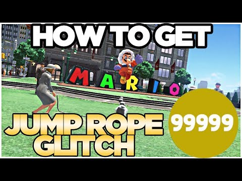 Download How to Get 99999 Jump-Rope in Metro Kingdom Super Mario