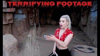 Paranormal Investigation: HAUNTED LA Zoo **TERRIFYING**