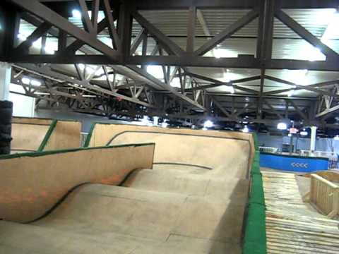 Pump Track at Rays