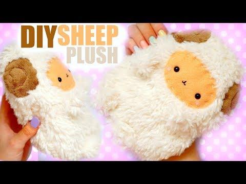 DIY SHEEP PLUSHIE | EASTER 2018
