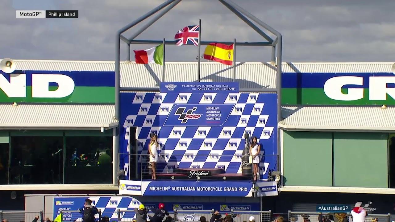 2016 #AustralianGP | Full MotoGP Race