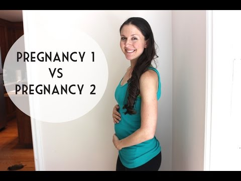 18 weeks pregnant - 2nd pregnancy  - 2nd trimester Update