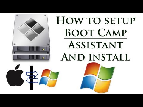 How to set up Boot Camp and install Windows 7 HD
