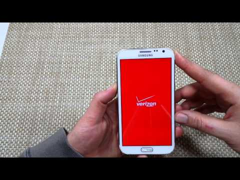 Samsung Galaxy Note 2 How to enable or turn on SAFE MODE & turn off or disable