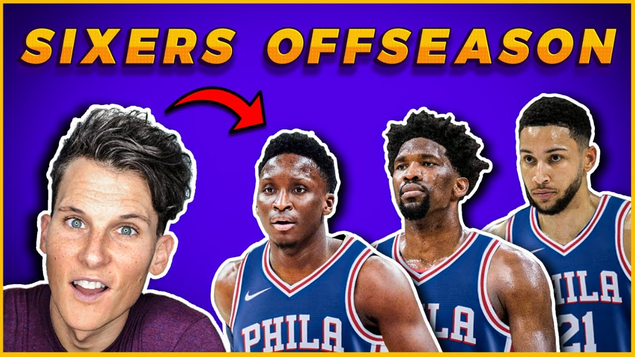 Sixers OFFSEASON PLAN with TRADES and a new COACH [2020 76ers OFFSEASON]