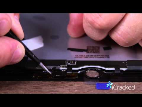iPad Air 2 Sleep /Wake sensor - Solder repair