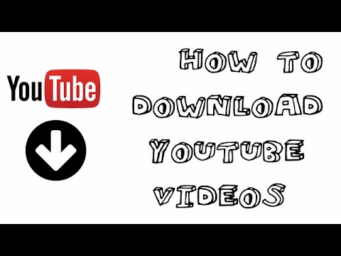 How to download Youtube videos to your computer in google chrome