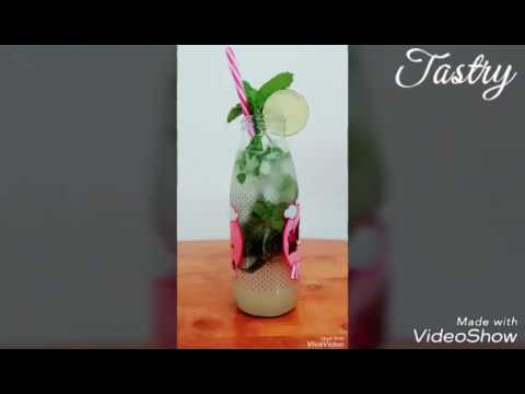 how to make virgin Mojito|Non-Alcoholic Recipe |Easy Mocktail Recipe