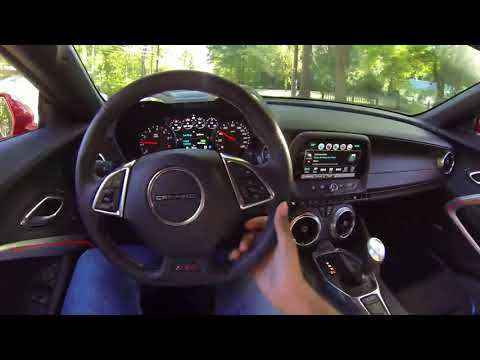 Why I Bought an Automatic Vs Manual Camaro SS