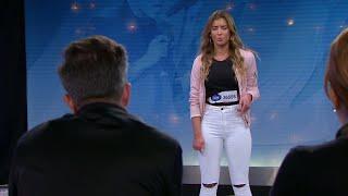 Lyckas en riktigt taggad Hanna Ferm övertyga juryn? - Idol Sverige (TV4)