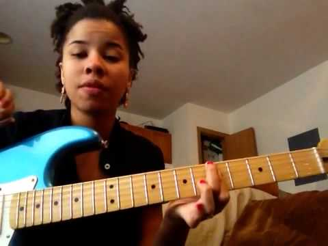 How to play R&B/Soul chords (BEGINNERS lesson)