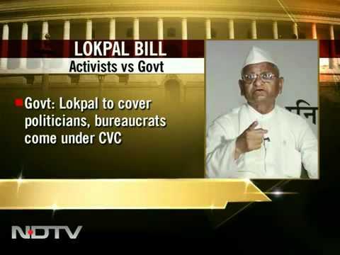 Anna Hazare first against corruption