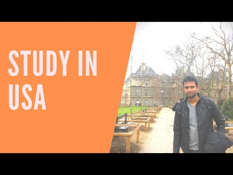 All about Studying in USA:  GRE, TOEFL, University Selection