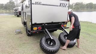 Camper Trailer of the Year MDC XT12 Finalist 2018