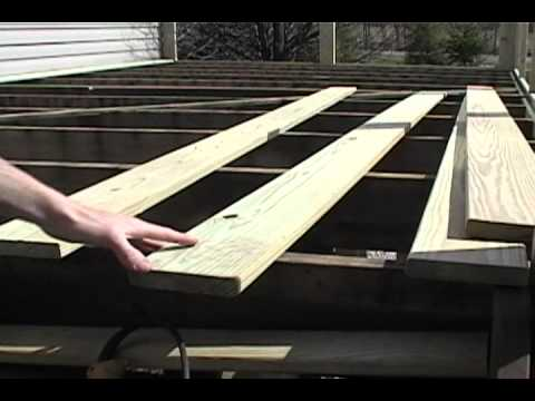 Deck Restoration or Replacement - ProMaster Home Repair