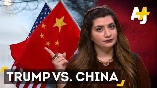 Why Trump Can't Break Up With China