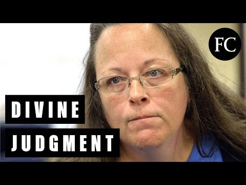 Should The Kentucky Clerk Who Refuses To Issue Same-Sex Marriage Licenses Be Able To Keep Her Job?