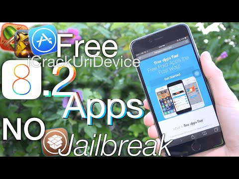 Free Apps Fast: iOS 8.2 Get Paid Apps Free 8.1.3 How to Without Jailbreak 8.2 & Free Gift Cards