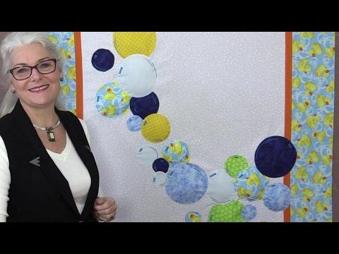 Fabric Bubbles