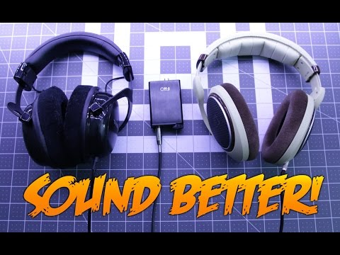 How to Make any Headphones Sound BETTER!