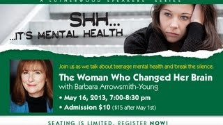 The Woman Who Changed Her Brain - Barbara Arrowsmith Young - BrainLinks Canada 2013