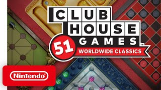 All about Clubhouse Games: 51 Worldwide Classics - Nintendo Switch