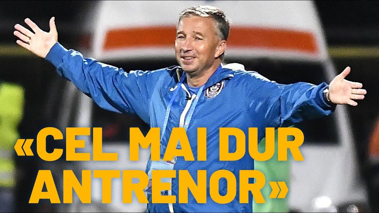 """Ionuț Mazilu, la GSP LIVE: """"Dan Petrescu a fost un antrenor dur pentru noi, la Sportul"""""""