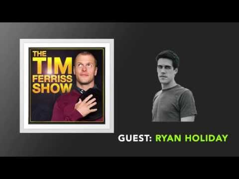 Books to Read   Ryan Holiday - Part 3   Tim Ferriss Show (Podcast)