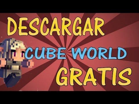 Como descargar el Cube World PIRATA y NO PIRATA - moli