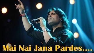 """Main Nai Jaana Pardes"" | Shafqat Amanat Ali Khan | Emotional Song"