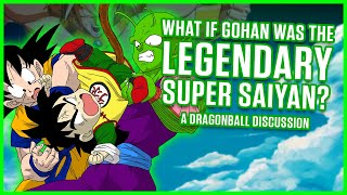 Download WHAT IF GOHAN WAS LIKE BROLY? | MasakoX Video