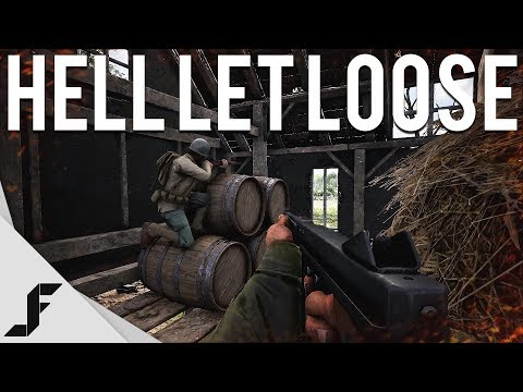 HELL LET LOOSE - Authentic WW2 FPS