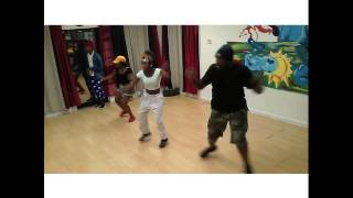 Download JaVar taking a dance class Video