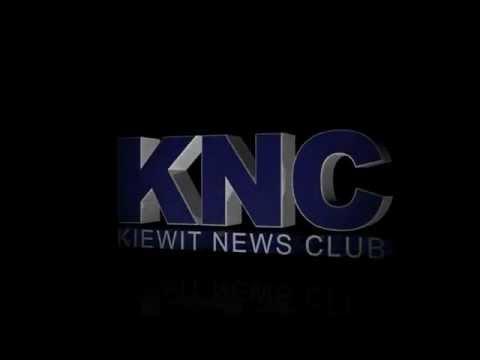 Kiewit News Club - Custom Video Intro