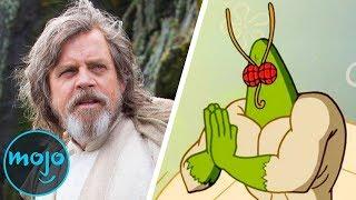 Top 10 Guest Stars of Spongebob Squarepants