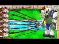 Plants vs Zombies Hack -  1 Cattail  vs Dr. Zomboss